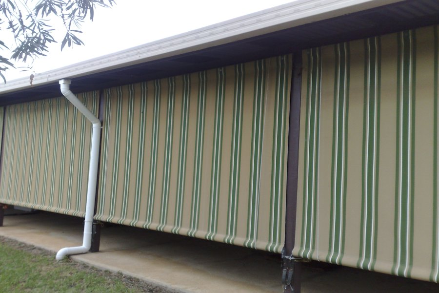 Vertical Awnings In Delhi Design And Decor