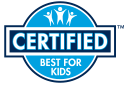 Child Safety Certified Seal